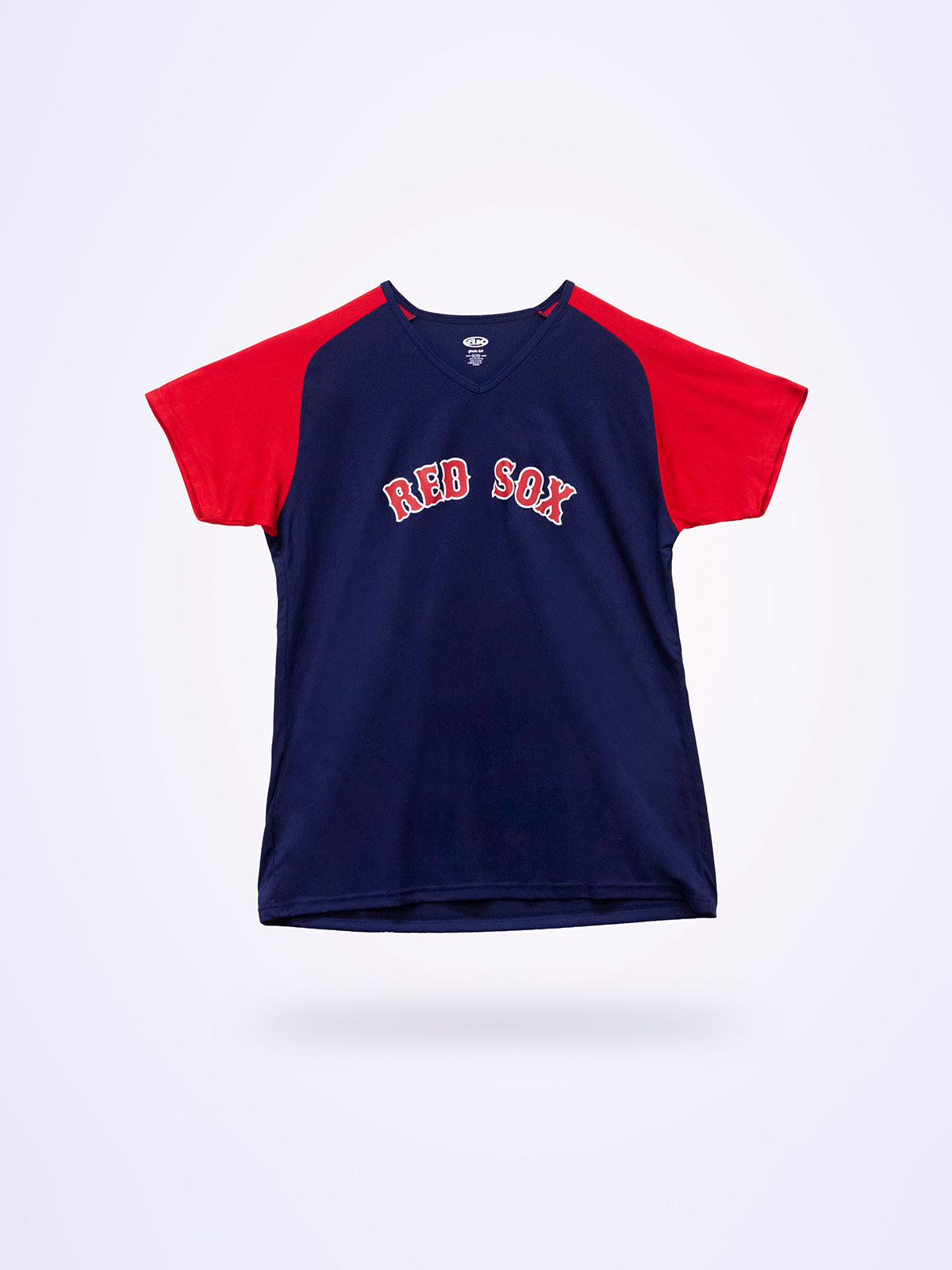 Mens Red Sox Fan Jersey - Navy/Red
