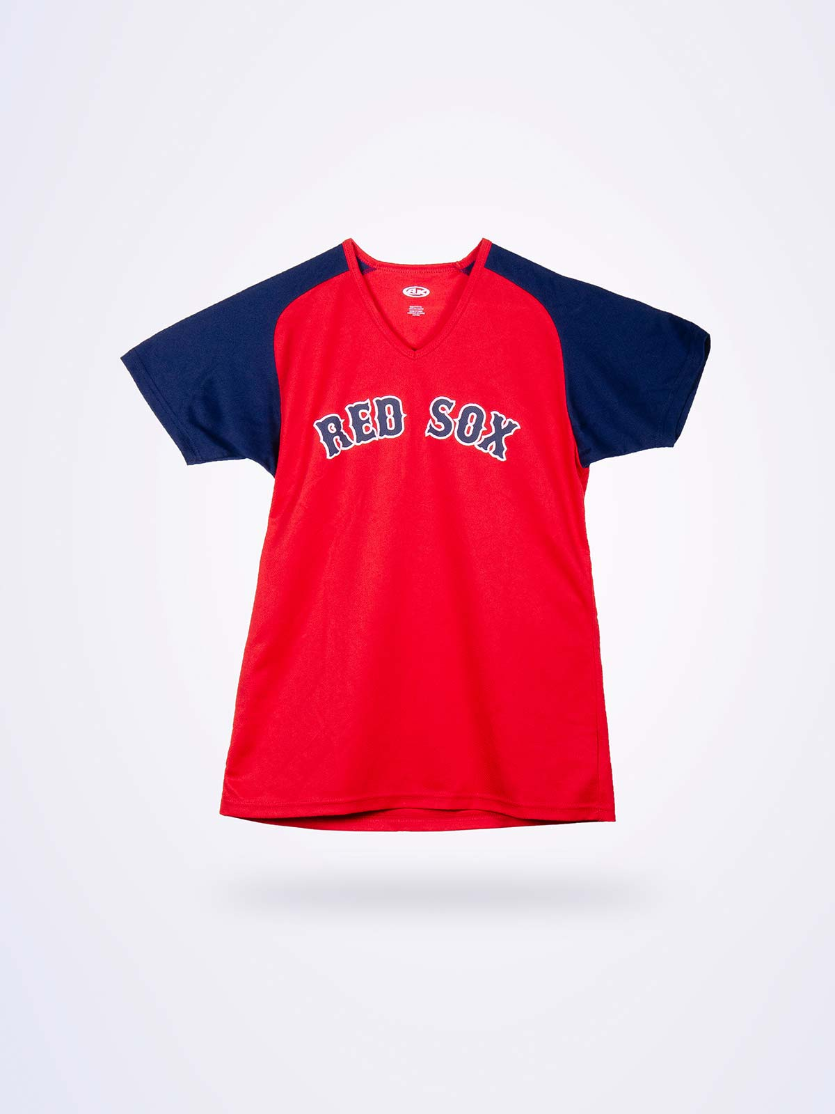 Mens Red Sox Fan Jersey - Red/Navy